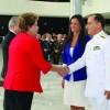 Presidenta Dilma recebe Generais promovidos e ressalta a consolidação da Defesa em almoço de fim de ano