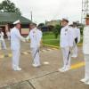 Comando do 9º Distrito Naval participa dos 150 anos da Marinha de Guerra  do Peru na Amazônia