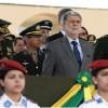 Ministro Amorim participa em Brasília  da comemoração pelo Dia do Soldado