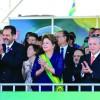 Comemoração do Dia da Independência  em Brasília