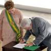 Jaques Wagner toma posse  como Ministro da Defesa