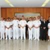 Comandante da Marinha visita a Secretaria  de Ciência, Tecnologia e Inovação da Marinha