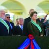 No dia do Exército a Presidenta destaca a relação  de confiança entre a população e a Força Terrestre