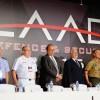 Ministro da Defesa, Jaques Wagner, abre a LAAD 2015 no Rio de Janeiro