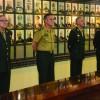 Ministros do STM são condecorados  com a Medalha Militar de Platina