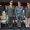General Villas Bôas participa de solenidade alusiva ao aniversário do Exército do Paraguai