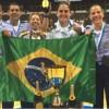 Brasil é campeão mundial militar de basquete feminino na França