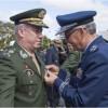 Entrega de medalha marca aniversário de Santos-Dumont na capital federal