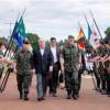 Presidente em Exercício Michel Temer visita o SISFRON