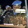 Militares do Contingente Brasileiro no Haiti  recebem a Medalha da ONU