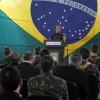 Comandante do Exército visita  a Guarnição de Santa Maria