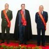 Comandantes do Exército e da Aeronáutica são condecorados pelo Ministério Público Militar