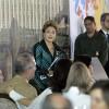 Brasil não vai abrir mão dos projetos prioritários  da Defesa, diz Presidenta Dilma