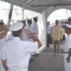 Capitania dos Portos de Alagoas recebe visita do Ministro da Defesa
