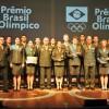 Atletas do Exército são melhores do ano em premiação do Comitê Olímpico do Brasil