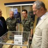 Ministro da Defesa, Aldo Rebelo, visita Regimento Deodoro em Itu