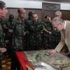Ministro Aldo visita Arquivo Histórico do Exército