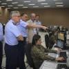Ministro da Defesa conhece o trabalho de unidades da FAB em Brasília
