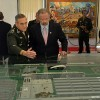 Ministro da Defesa conhece projetos estratégicos durante visita ao Quartel-General do Exército