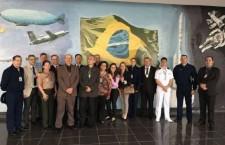 Viagem de estudos do Curso de Extensão em Política, Estratégica e Gestão 2016 de Porto Alegre da Delegacia da Associação dos Diplomados da Escola Superior de Guerra do Rio Grande do Sul