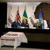 Comandante da ESG participa do encerramento do Curso de Gestão de Recursos de Defesa