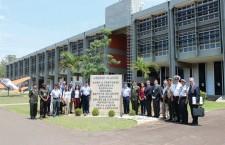 Visita de Estudos à Academia da Força Aérea