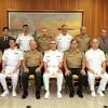 Reunião entre o Exército e a Marinha identifica parcerias estratégicas