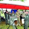 Visita dos Comandantes dos Exércitos do Cone Sul ao SISFRON