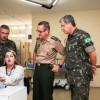 Exército promove em Brasília revitalização do Sistema de Saúde