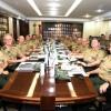 Exército realiza em Brasília 309ª Reunião do Alto-Comando