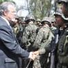 Ministro Raul Jungmann participa de formatura das tropas empregadas na Operação Leão do Norte