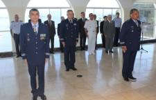 Brigadeiro José Jorge de Medeiros Garcia assume o cargo de Assistente da Aeronáutica na ESG