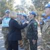 Brasileiros recebem Medalha das Nações Unidas em missão de paz no Chipre