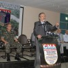 Ministros da Defesa do Brasil e da Colômbia participaram de reunião no Comando Militar da Amazônia