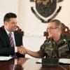 Exército e Ministério do Esporte assinam acordo de cooperação sobre Complexo de Deodoro