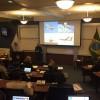 Nos EUA, Comandante da Aeronáutica trata de capacitação no setor estratégico