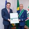 Tenente-Brigadeiro do Ar, Nivaldo Luiz Rossato recebe Ordem do Mérito Anhanguera em Goiás