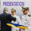Chefe da Marinha da Indonésia recebe Medalha Mérito Tamandaré