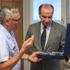 Ministro de Relações Exteriores, Aloysio Nunes, recebe Ordem do Mérito Aeronáutico no grau Grã-Cruz