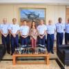 Presidente da Comissão de Defesa Nacional da Câmara Federal, deputada Bruna Fulan, garante empenho nos projetos estratégicos