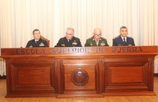 Almirante de Esquadra Leonardo Puntel participa na ESG da solenidade de diplomação do Curso de Logística e Mobilização Nacional