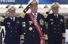 Almirante de Esquadra Ilques Barbosa Junior é novo Chefe do Estado-Maior da Armada