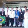 Aluno do Colégio Militar de Fortaleza destaca-se em competição internacional
