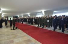 Comandante da Marinha preside Cerimônia em Homenagem à Memória dos Mortos da Marinha em Guerra