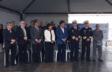 Comandante do 5º Distrito Naval participa da incorporação do navio Ciências do Mar I da Universidade Federal do Rio Grande