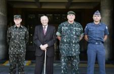 Comandante Militar do Sudeste participa de palestra na Academia Militar de Agulhas Negras