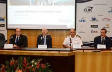 Diretor de Portos e Costas participa de seminário sobre cruzeiros marítimos