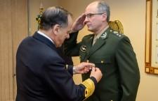 EMCFA comemora 7 anos de emprego conjunto da Marinha, Exército e Aeronáutica