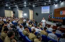 Estagiários do Curso Superior de Defesa realizam viagem de estudos ao estado do Amazonas