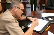 Exército e Itaipu assinam acordo para incremento da segurança de estrutura estratégica vital para o País